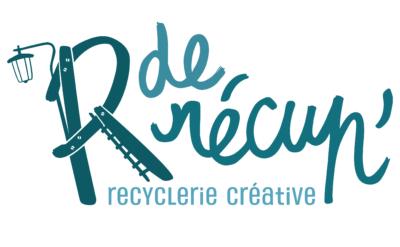 R de Recup, Recyclerie créative Logo